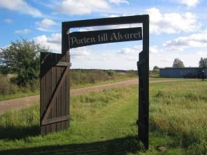 Porten till Alvaret